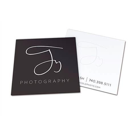 tarjeta de visita diseo impresi 243 n de tarjetas de visita con forma cuadrada