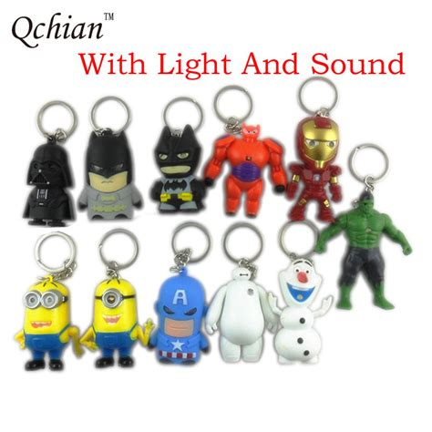 Keychain Besi Heroes Tebal Darth Vader wars key chains darth vader keychain holder the alliance iron big 6