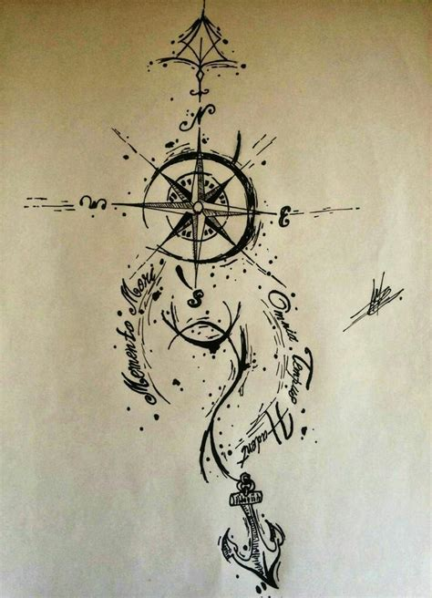 compass tattoo vorlagen in which direction is your life going ta 2 s