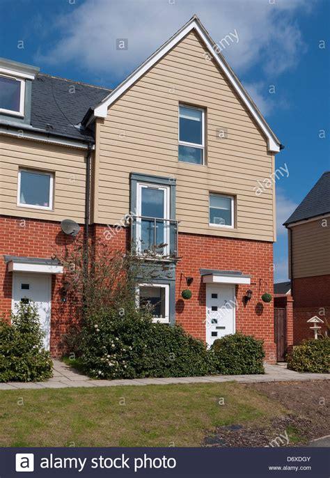 house development stock photos image 1156783 new build housing development norfolk england stock