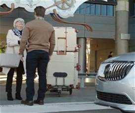 Buick Enclave Commercial Song 2017 Buick Envision Commercial Grandmother With Luggage