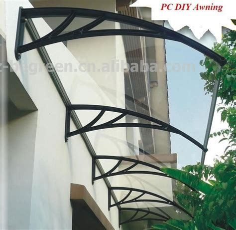 Window Door Canopy 1000 Ideas About Front Door Awning On Metal