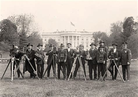 how old is the white house photographers at white house