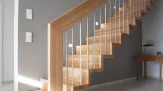 treppe metall steigwerk treppen aus holz glas oder metall