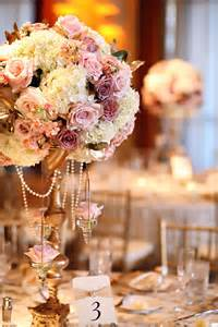 blush and gold centerpieces 25 stunning wedding centerpieces part 11 the