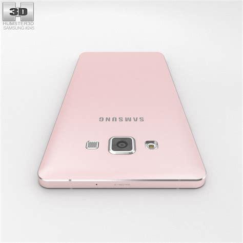 Samsung A7 Soft Pink Samsung Galaxy A7 Soft Pink 3d Model Hum3d