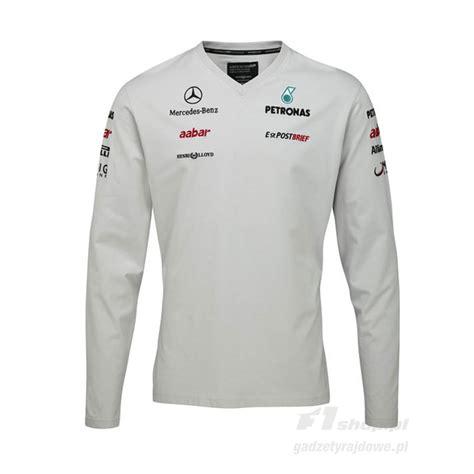 Tshirt Mercedes Petronas F1 Team t shirt longsleeve replica mercedes gp petronas f1 team