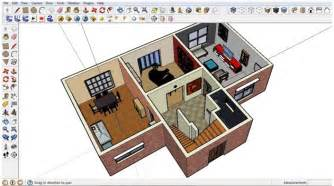 Sketchup Floor Plan Download by Free Floor Plan Software Sketchup Review