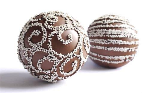 Chocolate Handmade - handmade chocolate bauble by gorvett