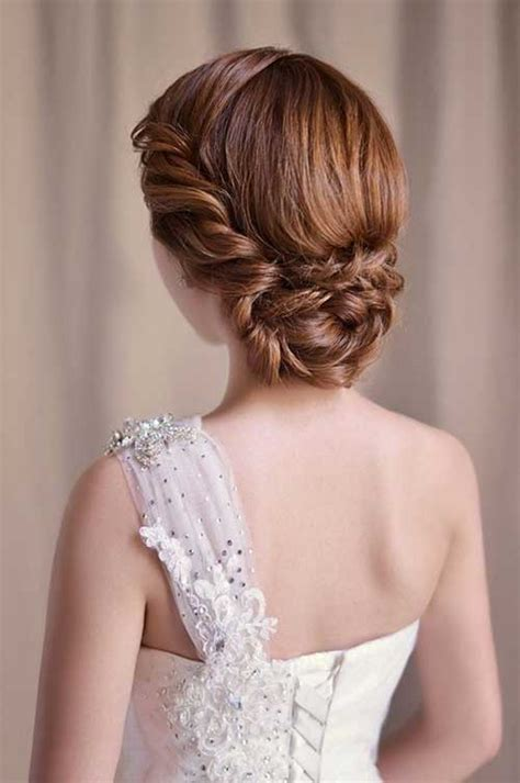 Wedding Hairstyles Updos With Braids by 26 Braids For Wedding Hairstyles Hairstyles