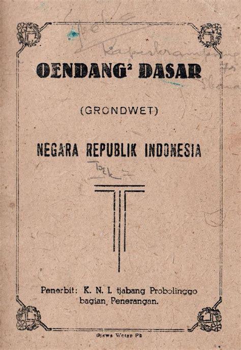 Dasar Dasar Ekonometrika Ed 5 Jld 1 By Gujarati file oendang oendang dasar negara republik indonesia pdf