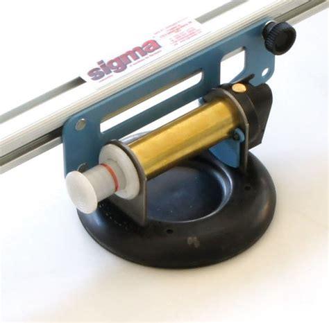 Lift Sigma ventosa a pompa per kera lift 51p2 sigma tagliapiastrelle tagliapiastrelle e accessori per