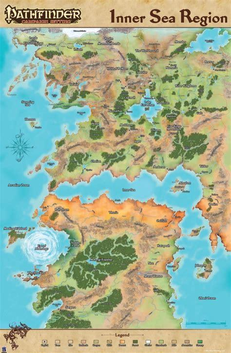paizo community use package pathfinder world maps