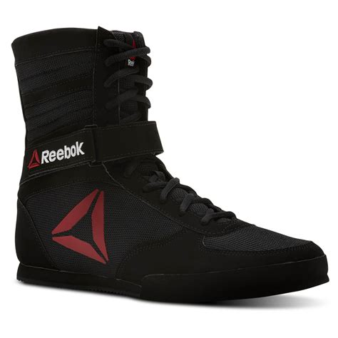 reebok boots reebok boxing boot buck black reebok us