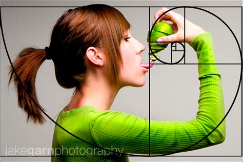 the golden section in photography composition rule of thirds golden ratio on pinterest