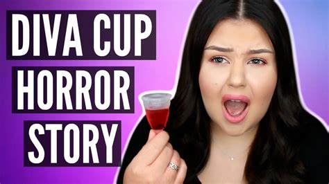 diva youtube why i stopped using the diva cup negative menstrual cup