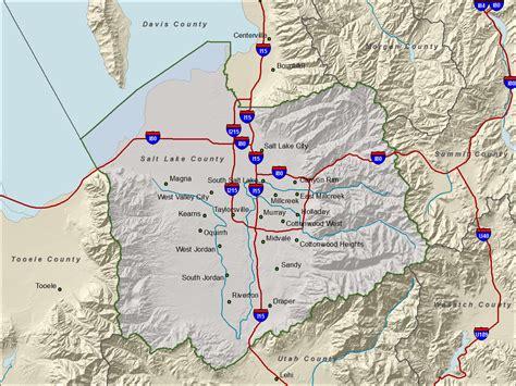 Salt Lake County Search Salt Lake County Map My