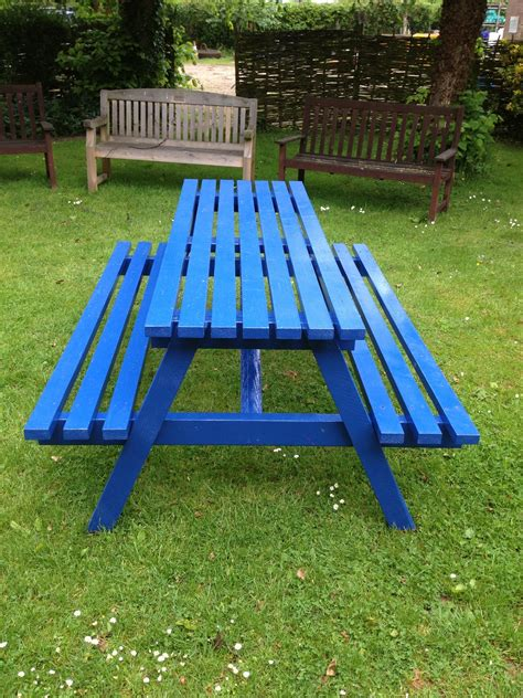 blue outdoor bench blue outdoor bench 28 images sky blue outdoor bench garden furniture shabby chic