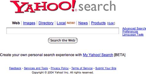 Yaho Search What Is The Difference Between Search Methods And Algorithms Used By Yahoo And