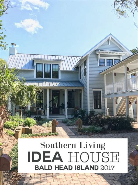 my trip to the southern living idea house in my own style