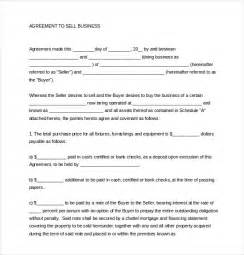 sales agreement template 11 sales agreement templates free sle exle