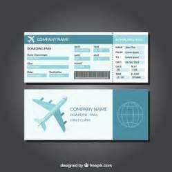 biglietto aereo foto e vettori gratis
