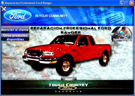 online car repair manuals free 1995 ford ranger electronic valve timing 1999 ford ranger online owners manual
