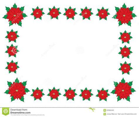 christmas themed borders christmas border frame stock vector image 62066440