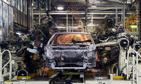 Toyota Camry Plant Toyota S Planned Exit In 2017 Seals Fate Of Australian Car