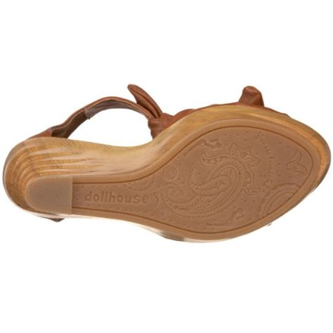 Baru Sandal Wedges Wanita Tali Sdw63 shoes dollhouse s tali wedge sandal 10 m us