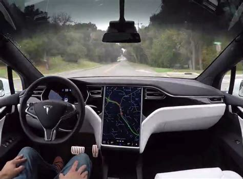 Self Driving Car Tesla Panasonic Wants To Extend Partnership With Tesla Into Self