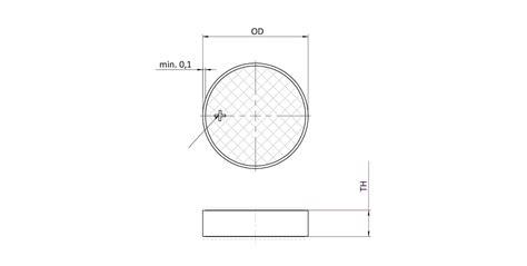 pi ceramics pic255 piezoelektrische scheiben