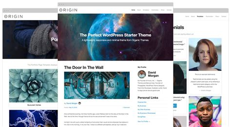 theme wordpress origin a new wordpress starter theme origin