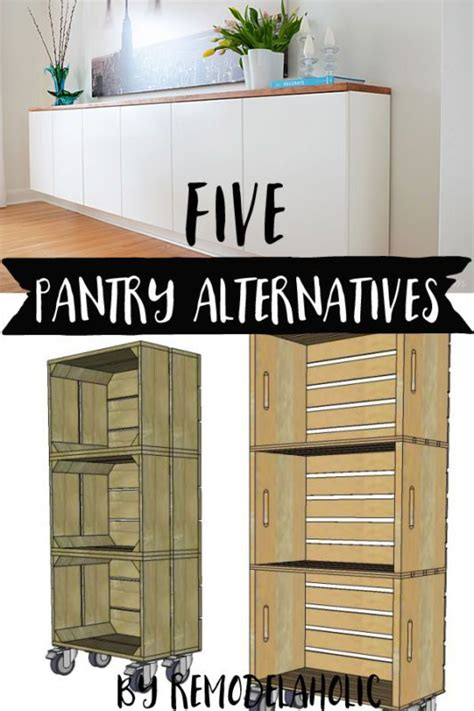 No Pantry In Kitchen Solutions by 25 Best Ideas About No Pantry On No Pantry