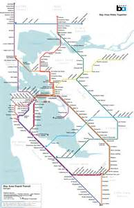 Bart Map San Francisco by Bart Map Expansion Images Amp Pictures Becuo