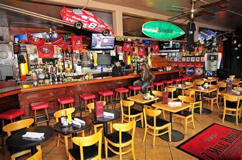 7 mile house historic san francisco bay area sports bar 7 mile house celebrates 160th anniversary