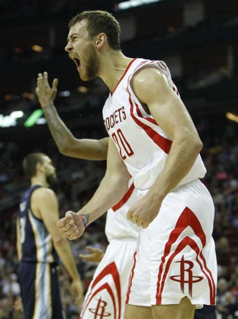 Mba Basketball by Rockets Reach New Deal With Donatas Motiejunas Houston