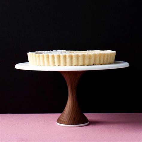 10 Inch Cake Stand - wedding cake stand modern cake stand 10 inch modern wood