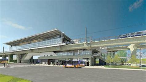 Northgate Parking Garage by Sound Transit N160 Northgate Station Elevated Guideway