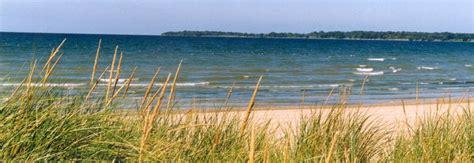 ontario sand banks sandbanks provincial park photo of the park
