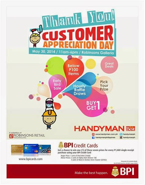 customer appreciation day flyer template customer appreciation day flyer template pictures to pin