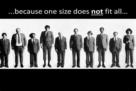 one size does not fit all acknowledging and addressing whatã s wrong with american education books 3 minute thesis a one size treatment does not fit all