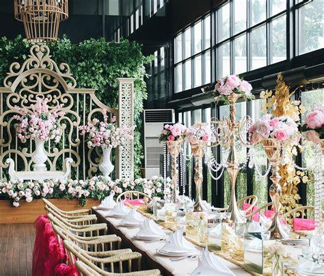 Wedding Hotel Jakarta by Century Park Hotel Jakarta Wedding