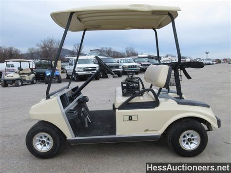 used 2007 club car electric electric golf cart for sale in