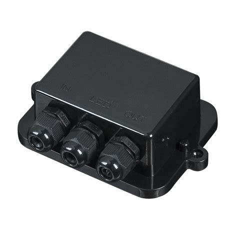 Landscape Lighting Junction Box Visio V Jb Ip68 Junction Box Prolight Concepts