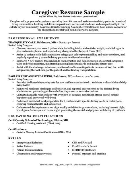 caregiver objective templates instathreds co