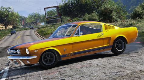 Gta 5 Autos Mustang by Ford Mustang Fastback V 233 Hicules T 233 L 233 Chargements Gta 5
