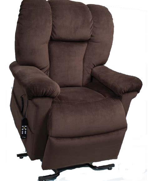 comfort chairs recliner ultracomfort stellar collection power lift chair zero