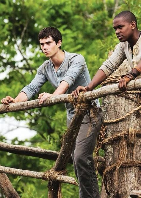 Alby Gamis 101 best maze runner images on maze runner maze runner series and brodie