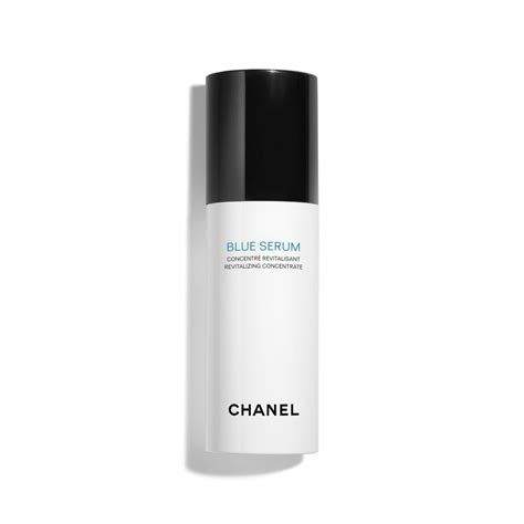 Harga Chanel Blanc Essentiel Serum blue serum longevity ingredients from the world s blue